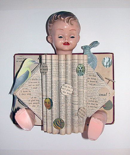 Read Into It What You Will - Art by Janet Parker-Smith Australia